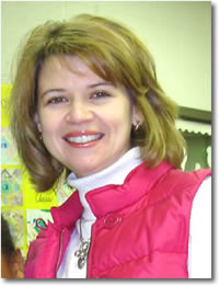 Susan Healy, Teacher of the Year