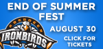 End of Summer Fest with the Aberdeen IronBirds