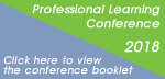 November Professional Development Conference 2018