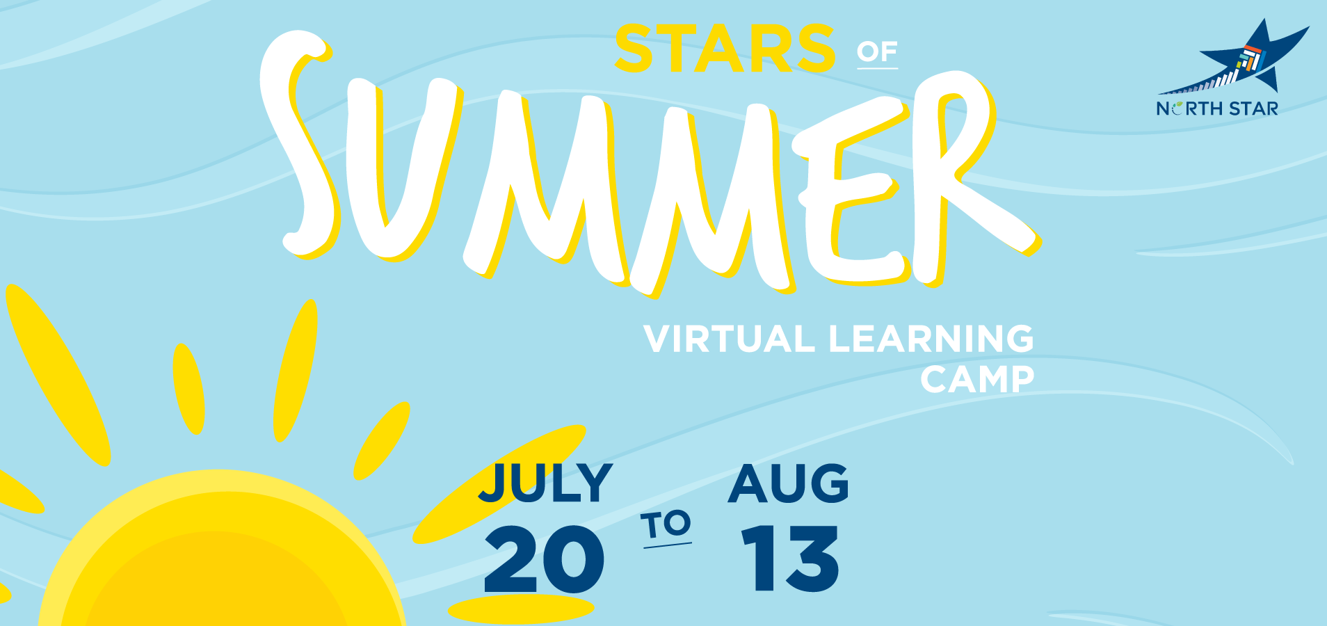 Stars of Summer Virtual Learning Camp